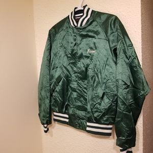 1991 Wrestling Varsity Bomber Jacket